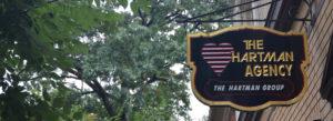 Header - Williamsport Hartman Group Sign